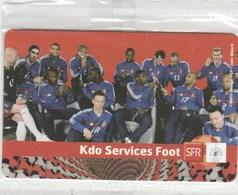 KDO SERVICES FOOT   SFR..NEUVE - Andorre