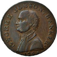 Monnaie, Grande-Bretagne, Northamptonshire, Halfpenny Token, 1794, Northampton - Monnaies Régionales