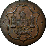 Monnaie, Grande-Bretagne, Norfolk, Halfpenny Token, 1792, Norwich, TTB, Cuivre - Regional Coins