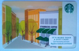 Starbucks USA Coffee Shop - Cartes Cadeaux