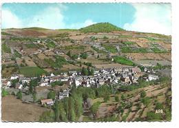 48  - LE MONASTIER - Vue Générale - Ancien Volcan Pic De La Fare - Autres Communes