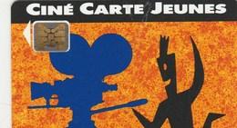 CINE CARTE  JEUNES.. - France