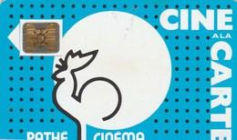 CINE CARTE  PATHE CINEMA.. - France