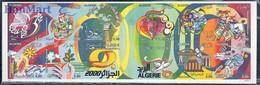 Algeria 2000 Mi 1279-1288 MNH ( ZS4 ALGmh1279-1288dav37A ) - Géographie