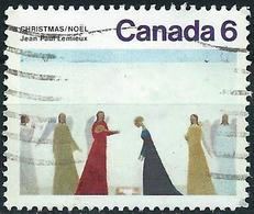Canada 1974 - Mi 576 - YT 550 ( Christmas : Painting By Jean-Paul Lemieux ) - 1952-.... Règne D'Elizabeth II