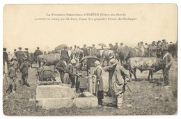 CPA 22 PLEVIN La Fontaine Saint Jean - Andere Gemeenten