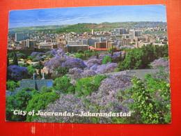 PRETORIA.City Of Jacarandas-Jakarandastad.AUSTRIA STAMPS - Afrique Du Sud