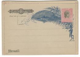 15428 - Carte Lettre - Entiers Postaux