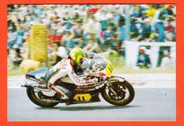 Esp246 JARAMA San Sebastián De Los Reyes Virginio FERRARI Sur SUZUKI  500cm3 N°11 Grand Prix D' ESPAGNE 1980s - Madrid