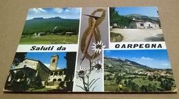 SALUTI DA CARPEGNA  (46) - Souvenir De...