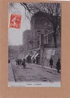 CPA 06, Grasse, Le Casino, Animée,1908 - Grasse