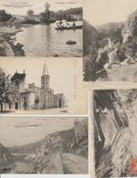N 49  Lot 100 CPA Différentes De France - Postcards
