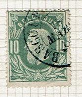 30  Obl  Dc  Bascoup Chapelle  +12 - 1869-1883 Leopold II