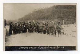 Italia - 3.11.1918 - Trento - Entrata Del 29° Reparto Assalto - (FDC14580) - Guerre 1914-18