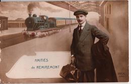 REMIREMONT-AMITIES - Remiremont