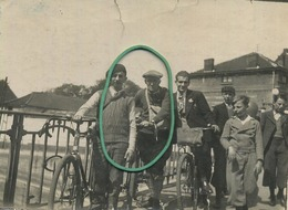 HALLE - HAL   1937  :  Oude Foto  11.5 X 8.5  Cm ( Zie Scan Voor Detail ) - Plaatsen