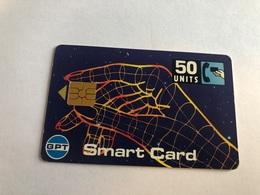 England - Smart Card - GPT Chip - 50 Units - Non Classés