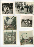GELRODE  (  AARSCHOT ) :  V/D Bergh - Van Emelen   :   9 Oude Foto's  :   ( Zie Scans Voor Detail ) - Lieux