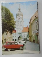 D163013 ERDING  - Oberbayern - 1970 -automobile Auto Car - Erding
