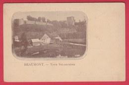 Beaumont - Tour Salamandre - Précurseur ( Voir Verso ) - Beaumont