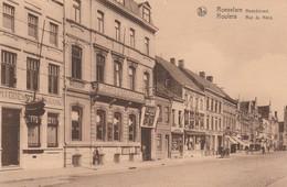 BELGIQUE BELGIE 8800 ROULERS ROESELARE - RUE DU NORD Vers 1920 - Roeselare