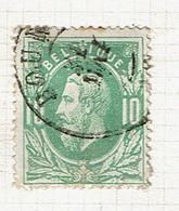 30  Obl  Dc  Bouwel  + 25 - 1869-1883 Leopold II