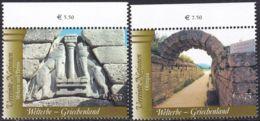 UNO WIEN 2004 Mi-Nr. 420/21 ** MNH - Wien - Internationales Zentrum