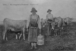 Montagnes D'Aubrac : Vacherie - Francia