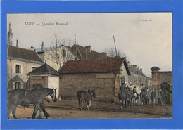 39 JURA - DOLE Quartier Bernard, Aquarellée (voir Descriptif) - Dole