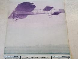 1908 LA SEMAINE DES AVIATEURS - ARTENAY - BLERIOT - HENRI FARMAN - Periódicos