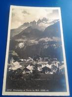 Champery Et Dents Du Midi. Switzerland - VS Valais