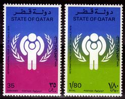 QATAR   1979  YEAR Of The CHILD SET MNH - Qatar