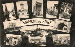 Pons -    Souvenir. - Pons