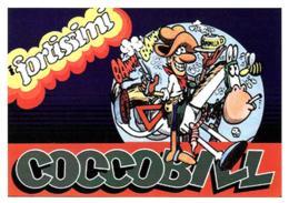 [MD2935] CPM - FUMETTI - COCCOBILL IL CORRIERE DEI PICCOLI COMPIE 100 ANNI - CON ANNULLO 8.11.2008 - Non Viaggiata - Fumetti