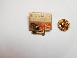 Beau Pin's , Moto , MCVM 92 , Dameleviéres , Meurthe Et Moselle - Motos