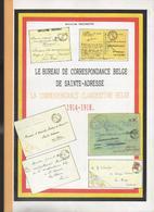 Magonette/ Bureau De Cortrespondance Belge De Sainte Adresse 1914-1918 ( Pas Courant) - Littérature