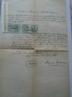 ZA183.3  Old Document -   Lúčka  Lúcska -Rozsnó Roznava -SLOVAKIA - 1876 - Aloysius HRABOVEC - Vindisch Puszkeiler - Naissance & Baptême