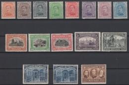 1915. COB N° 135/149 *, MH. Avec Certificat Pour Le N° 147. Cote COB 2018 : 595 € - 1915-1920 Albert I