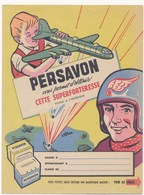 Protège-cahier Illustré PERSAVON  ( Savon ) - Perfume & Beauty