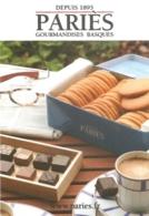 Carte De Visite - Paries - Depuis 1895 : Gopurmandises Basques - Patissier, Chocolatier, Confiseur - Biarritz - Visiting Cards
