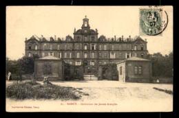 54 - NANCY - INSTITUTION DES JEUNES AVEUGLES - L'ENTREE - Nancy