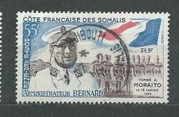 COTE FRANCAISE DES SOMALIS  PA  N° 27 OB  TB   3 - Côte Française Des Somalis (1894-1967)