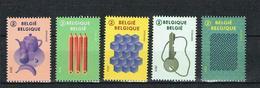 Année 2014 : 4462-4466 ** - Belgique