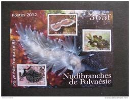 Polynésie:  TB BF N° 38, Neuf XX. - Blocks & Sheetlets