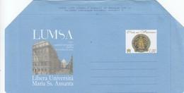 Città Del Vaticano 2009 - Aerogramma Nuovo  LUSMA 23/9/2009 - Entiers Postaux
