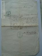 ZA183.10  Old Document Slovakia Szakolcza Skalica Skalicz - 1863 -Michael CHVALA - Eva Kovalovszky Paulo Chvala - Naissance & Baptême
