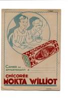 Protège-cahier Illustré  CHICOREE MOKTA WILLIOT - Protège-cahiers