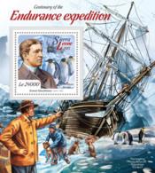 Sierra Leone 2015  Endurance Expedition, Ernest Shackleton - Sierra Leone (1961-...)