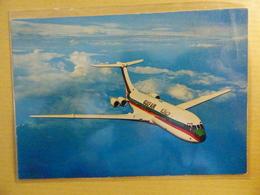 GULF AIR  VC 10       AIRLINE ISSUE / CARTE COMPAGNIE - 1946-....: Ere Moderne