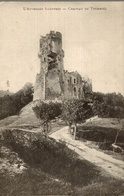 CPA Château De Tournoël - Châteaux